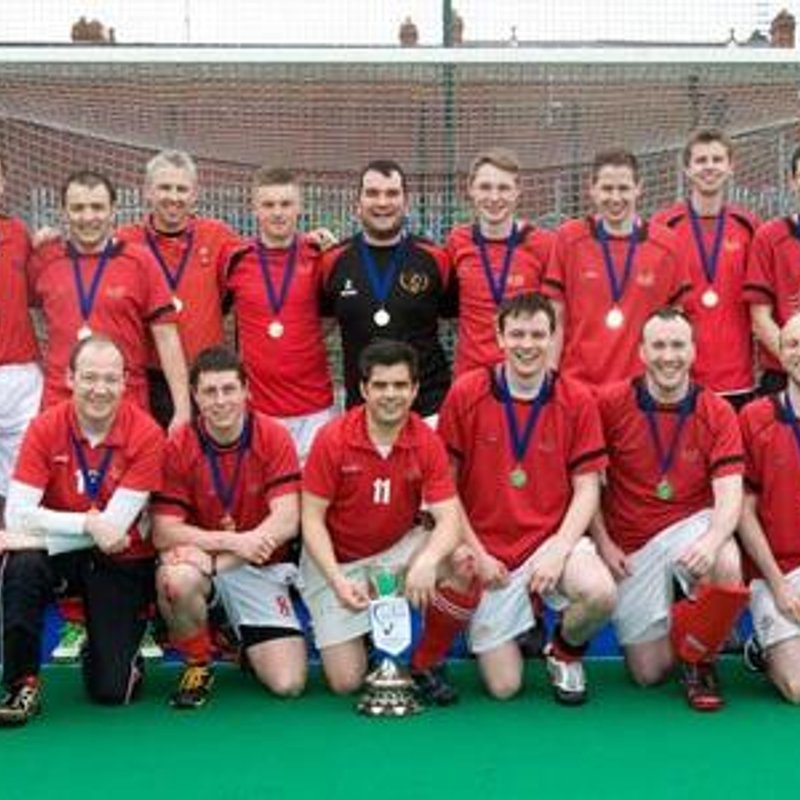 Corinthian Hockey Club vs. Enniscorthy HC 1st XI