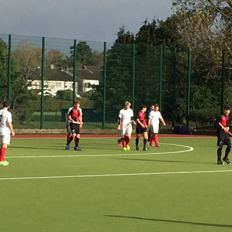 Men's Firsts play for top of the table