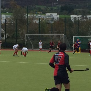 CHC Men's 1s draw at home to YM
