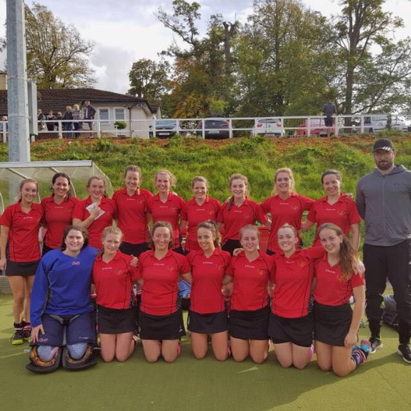 Ladies 1sts beat Old Alex 1 - 0