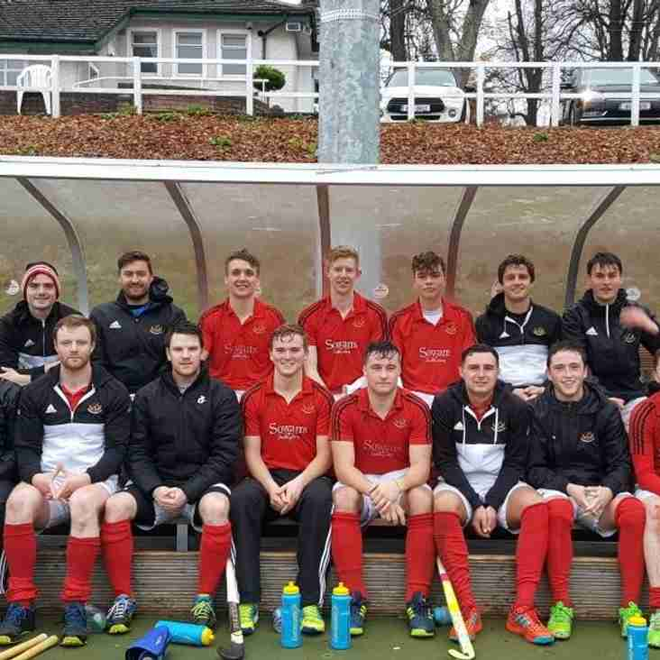 CHC Mens 1st xi Champions of Leinster Division 1