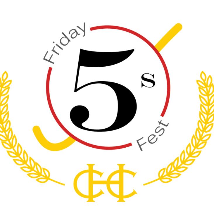 It&#039;s Back! The CHC Friday Fives Hockey Festival<