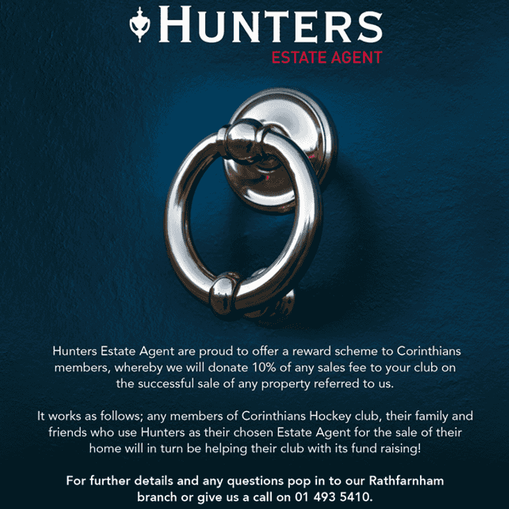 Hunter Estate Agents launch new CHC reward scheme