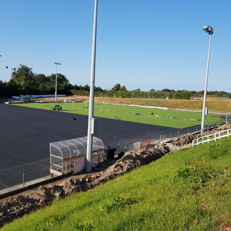 CHC Water Based Pitch Update