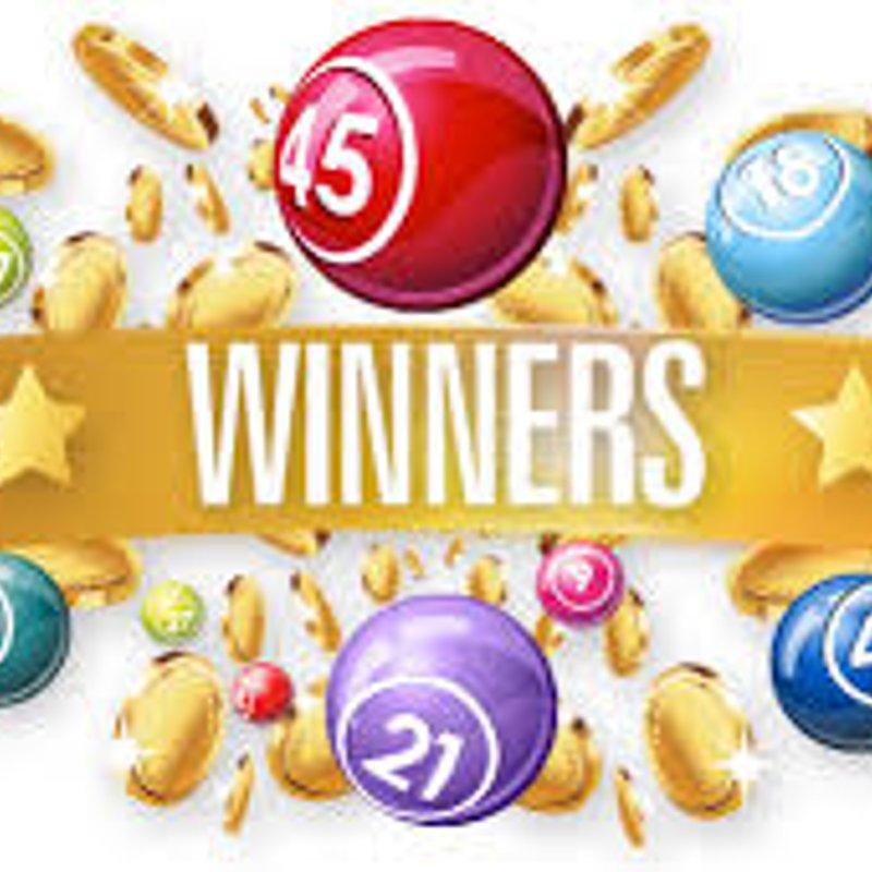 CHC May Club Draw Winners