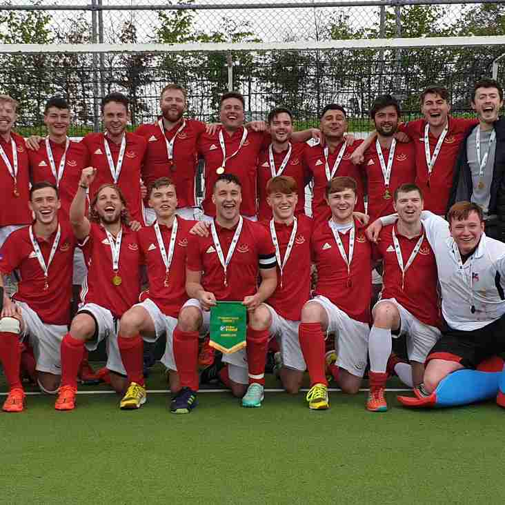 CHC Men's 1st xi Win Promotion