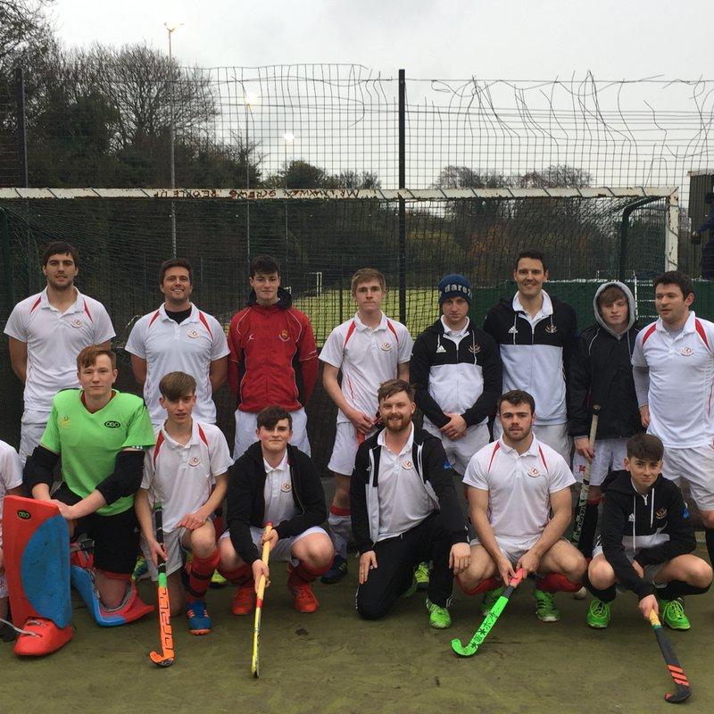 Corinthian Hockey Club vs. Monkstown 2nd XI