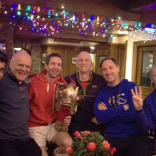 Mens 3rds win crakcer of a game in Weston