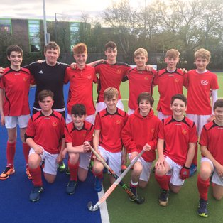 CHC U16 Boys vs Monkstown