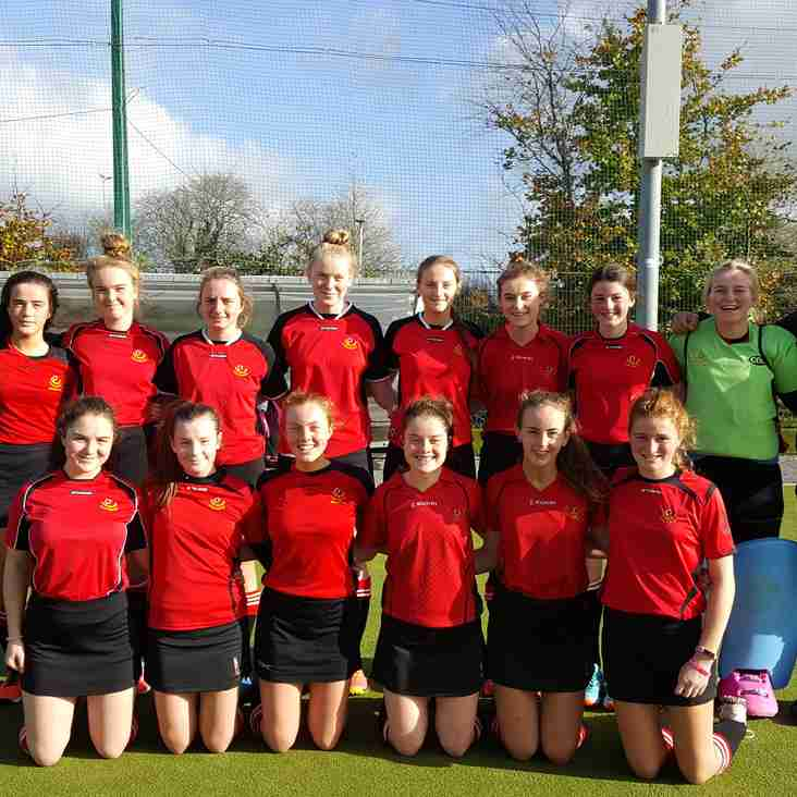 u18s enjoy great weekend in Genesis tournament