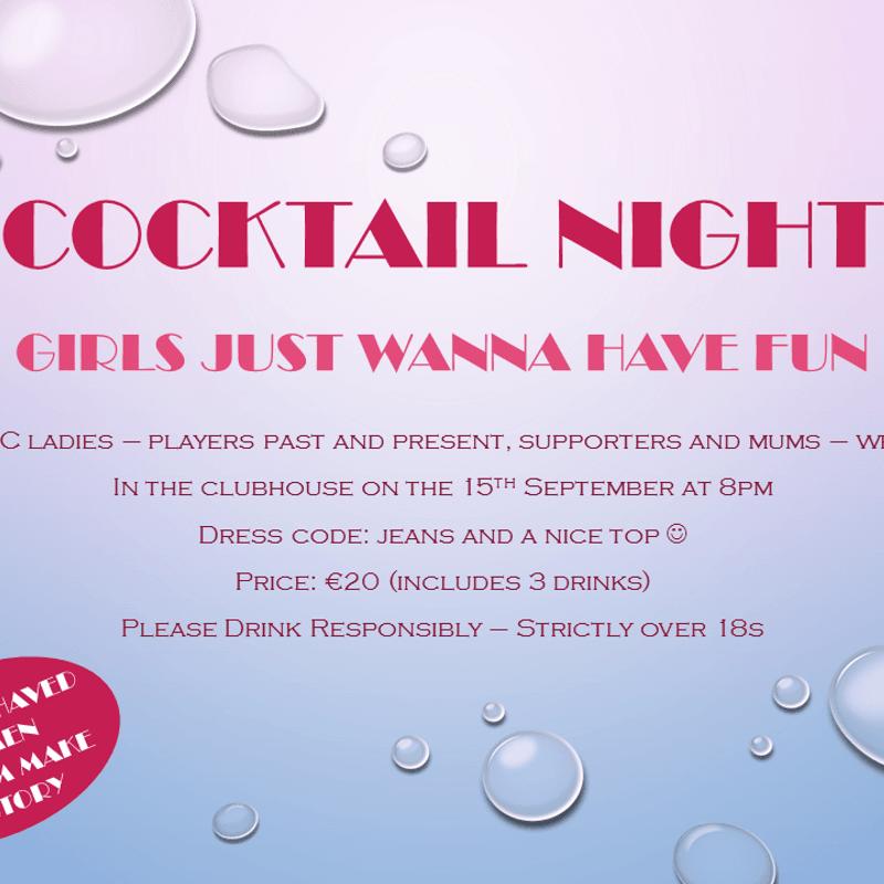 CHC Ladies Cocktail Night