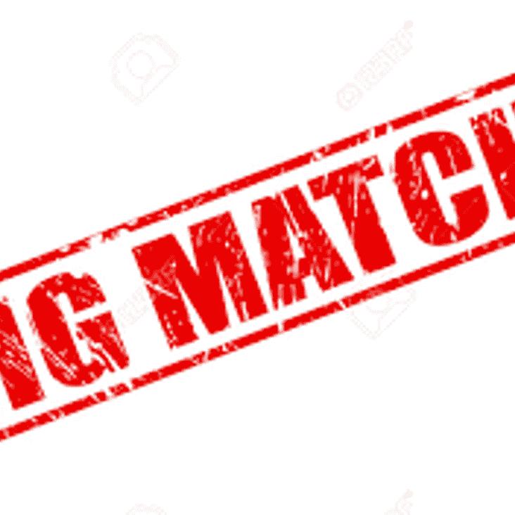 Support the Ladies 1s in Irish Senior Cup