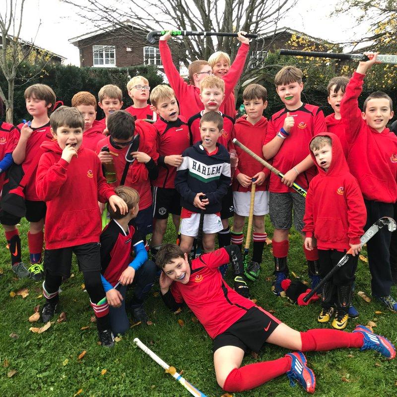 U10 Boys Games V Monkstown Sunday 11th Nov