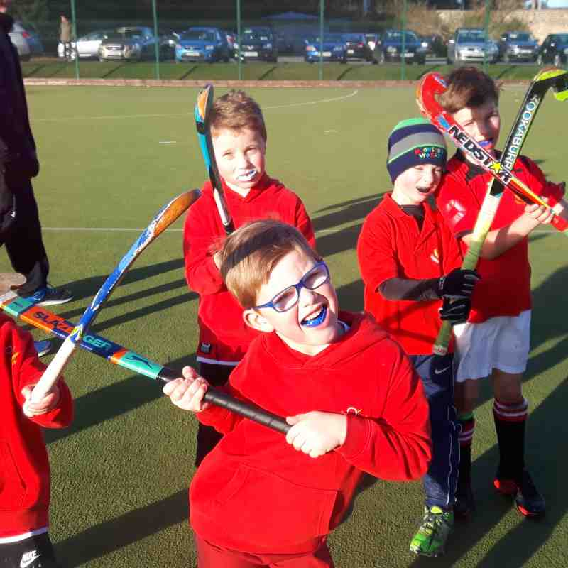 CHC U8 Blitz @ Monkstown