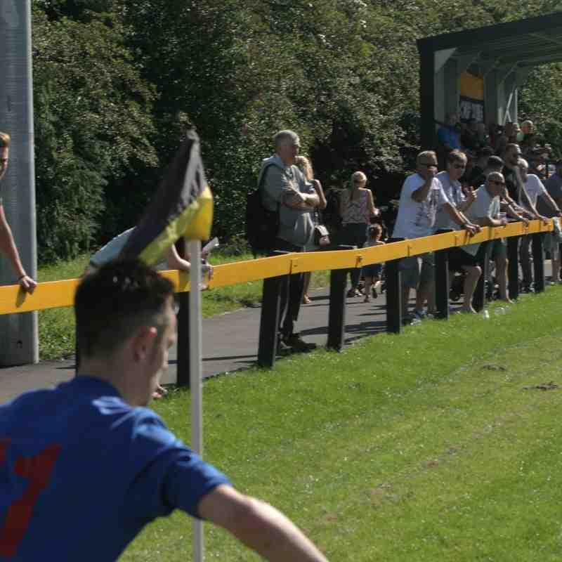Racing Club Warwick 1 - 0 Coventry Copsewood FC