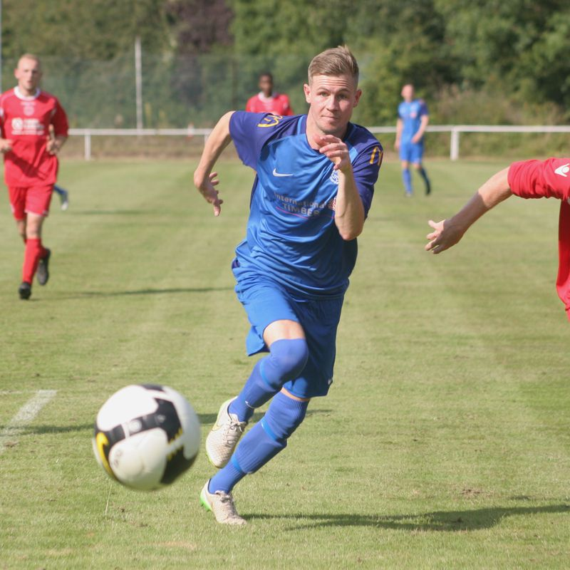 Coventry Copsewood FC 2 - 1 Stafford Town FC Match Report