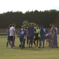 Coventry Copsewood FC 2 - 1 Stafford Town  FC
