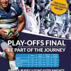 Discounted Bristol Rugby Tickets