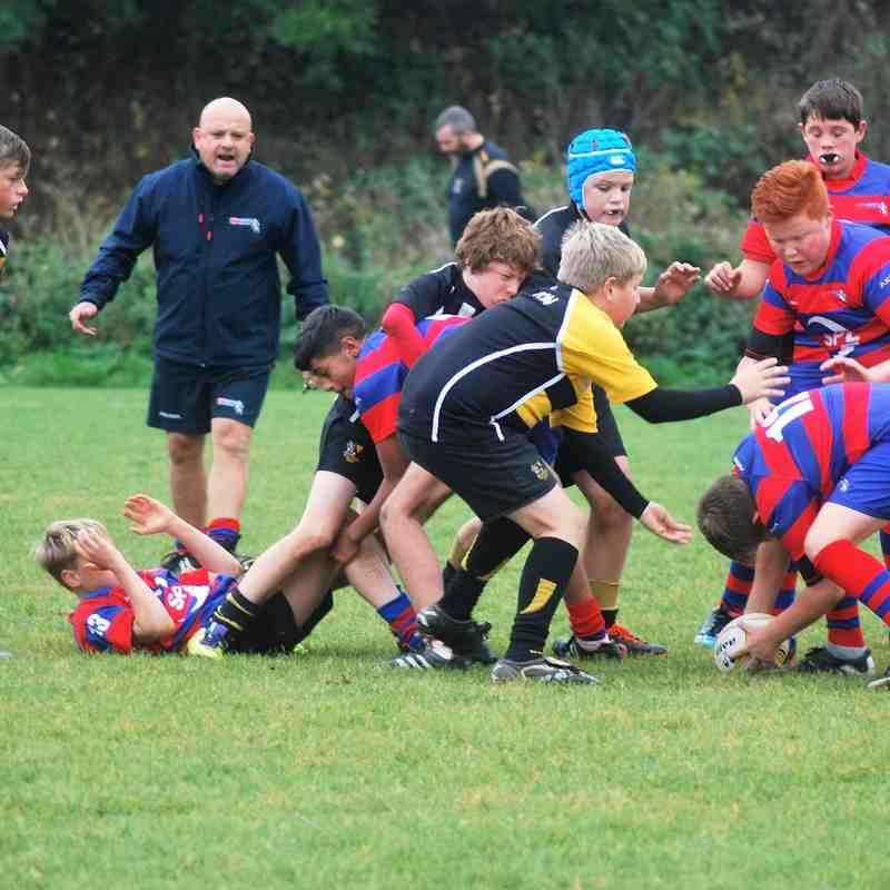 YRFC U13s vs North Bristol