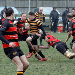 Yatton RFC 1st XV vs Avon 11.02.2017