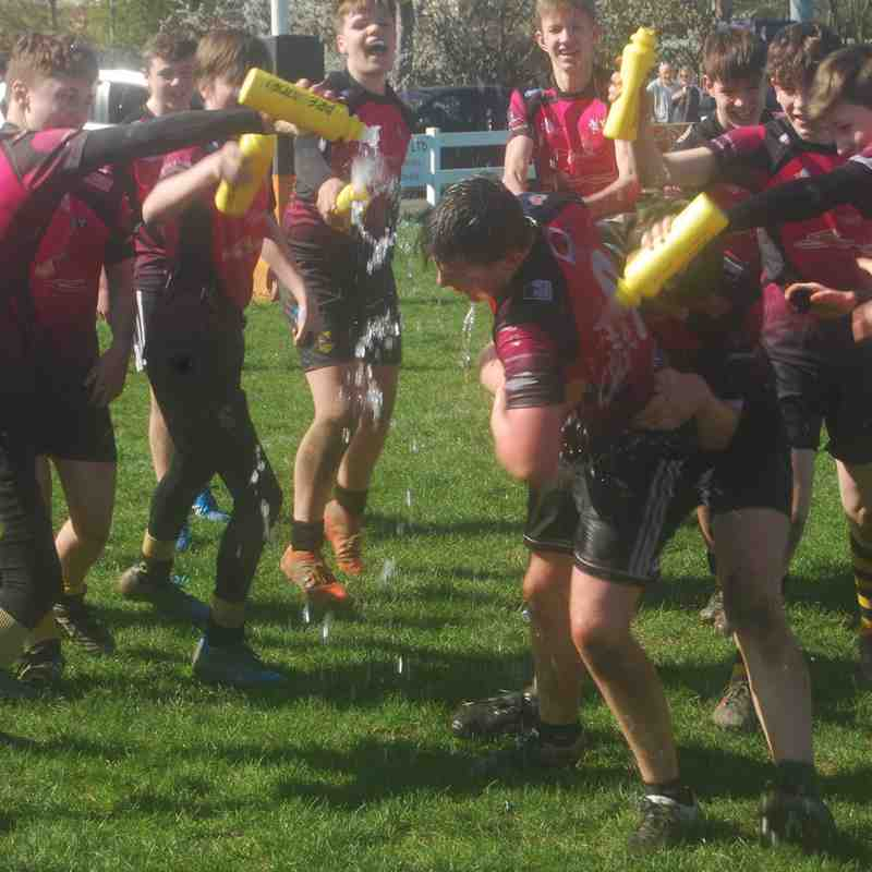 YRFC U15 XV v Weston-super-Mare 24.03.2019