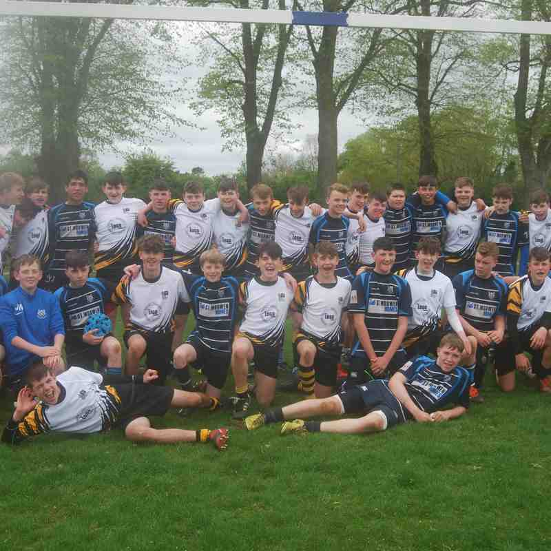 Yatton RFC U15 2019 Tour