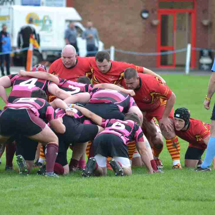 Rock v Whitby Match Report