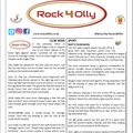 All the latest from the Mighty Rock