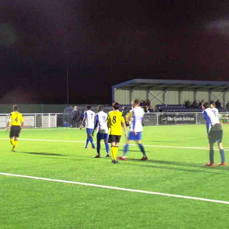 Aveley vs Great Wakering Rovers