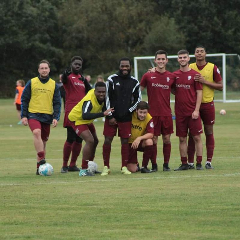 Canterbury City Uni lose to Rochester City Reserves 1 - 0