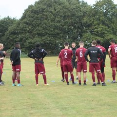 Canterbury City University v Staplehurst Monarchs United Reserves