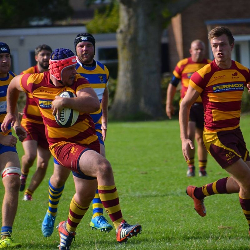 1sts Sparkle In Season Opener