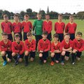 Under 13's Red beat West Bridgford Outlaws 1 - 4