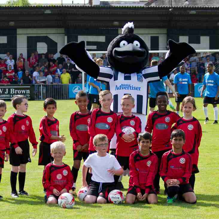 Get fit with Magpies in the Community