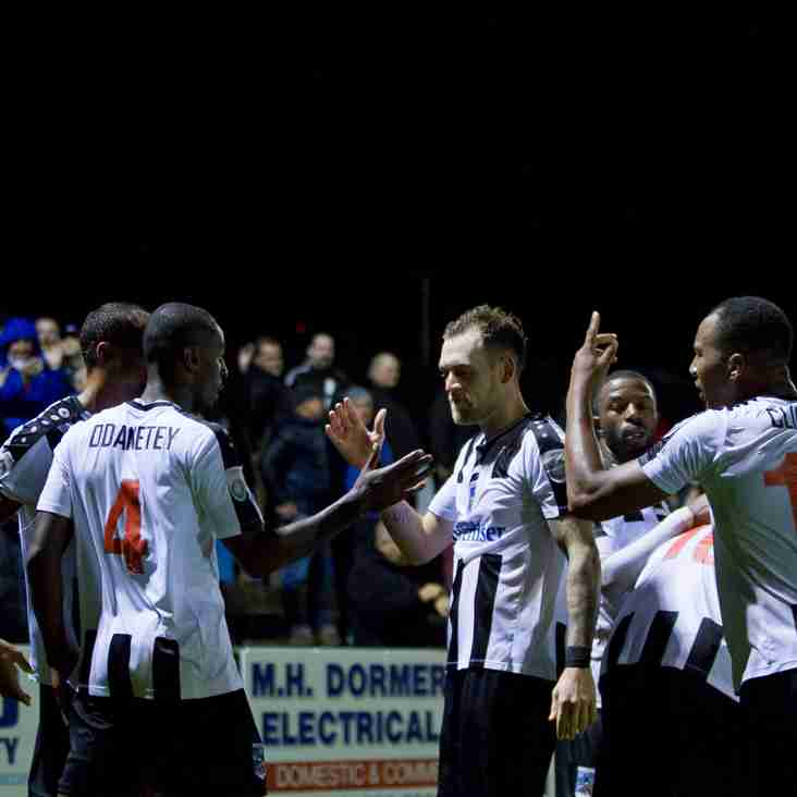 Boreham Wood Preview