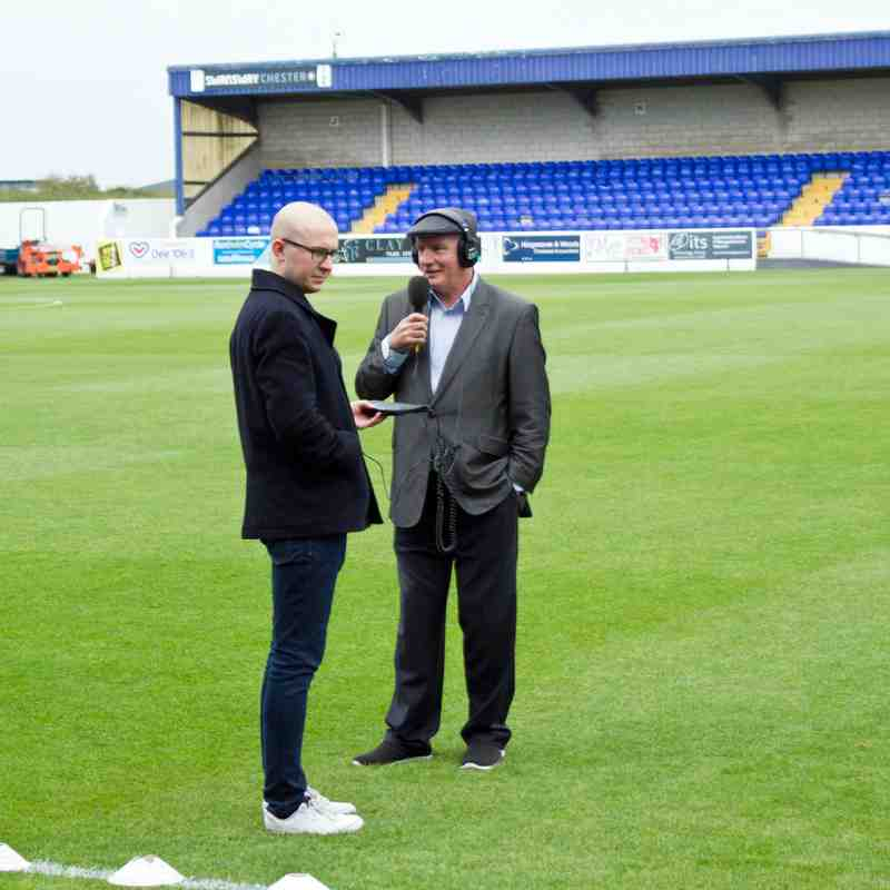 Chester FC v Maidenhead United FC