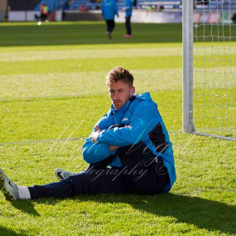 Coventry City v Maidenhead United