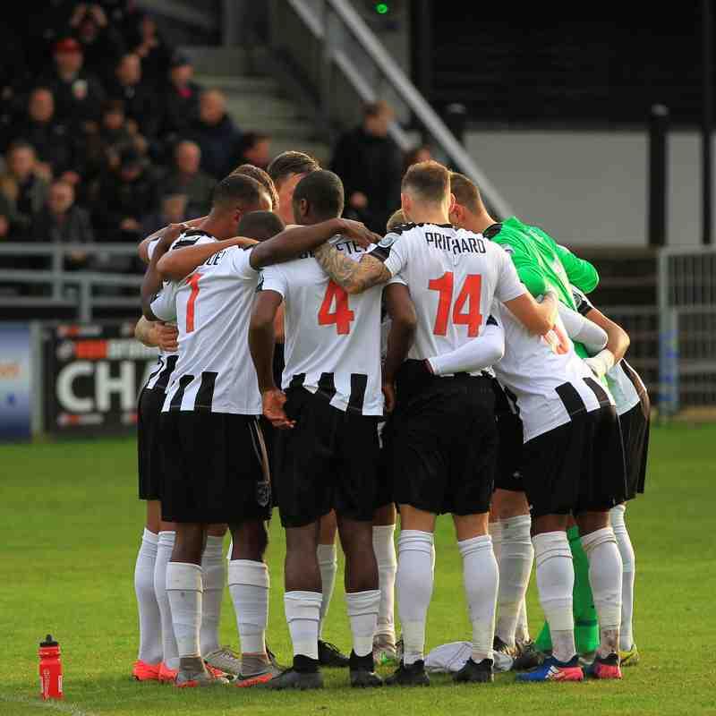 Maidenhead United v Gateshead