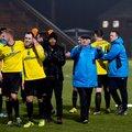 FC Halifax Town v Maidenhead United. F A Trophy