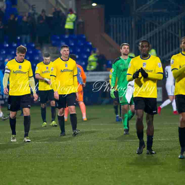 Guiseley Matchday Information