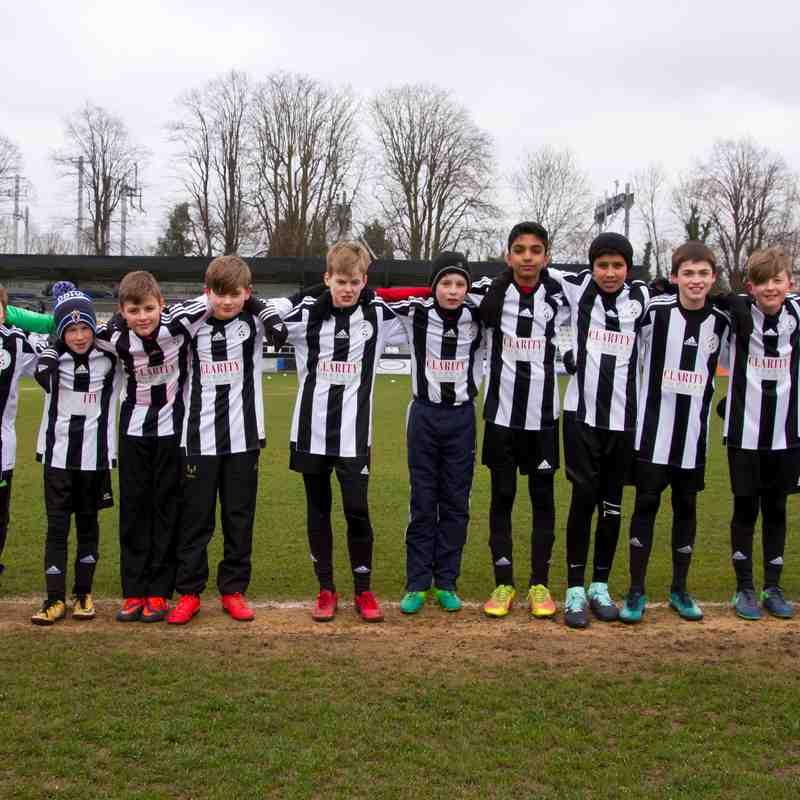 Maidenhead United v Barrow