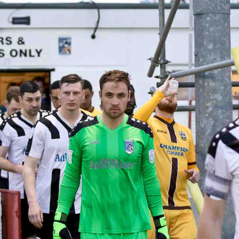 Maidenhead United v Sutton United