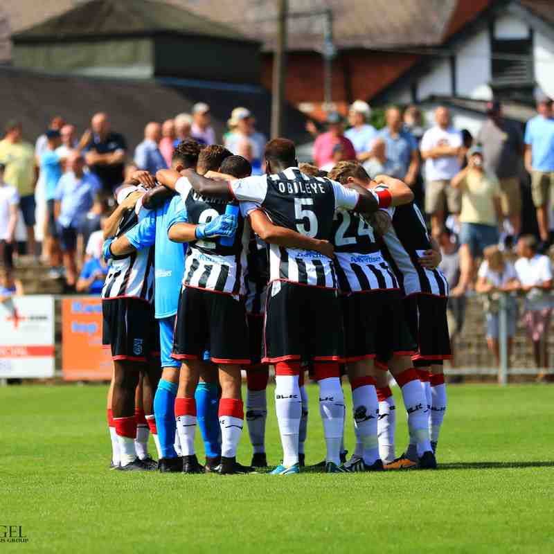 Maidenhead United v Gateshead ( Images sponsored by Cordwallis Group Maidenhead)