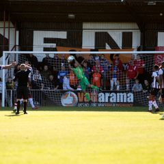 Maidenhead United v Salford City. Sponsored by Cordwallis Group.