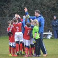 Under 12 Juniors lose to HERNE BAY HARRIERS COLTS 1 - 3
