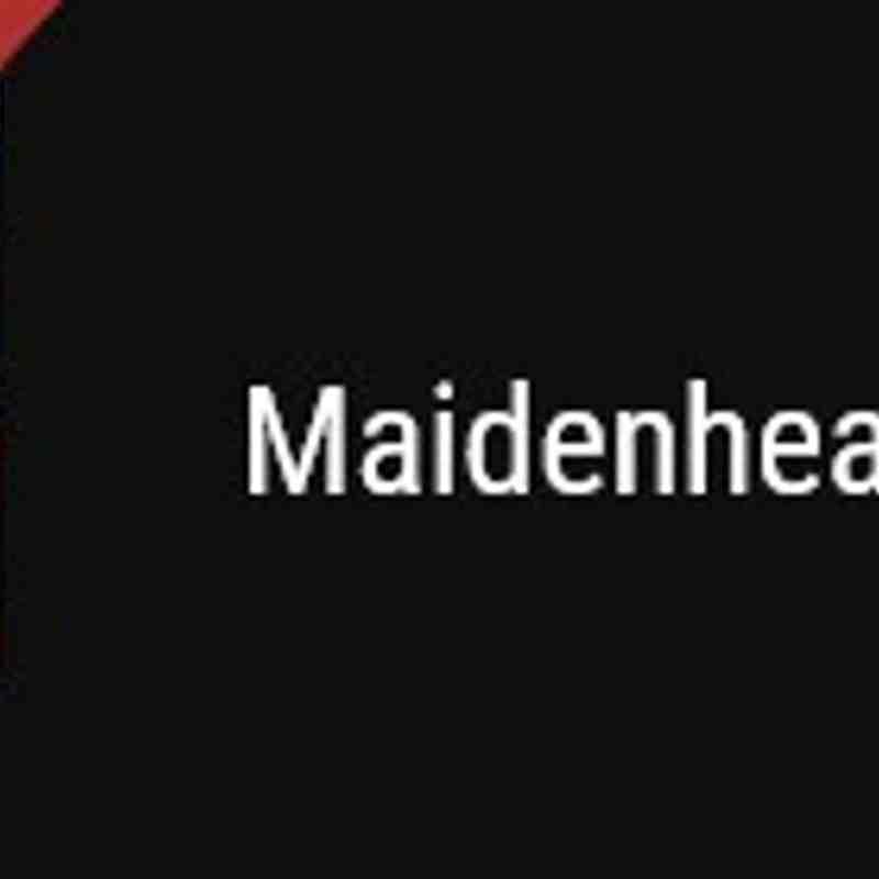 Maidenhead Girls Mascot day