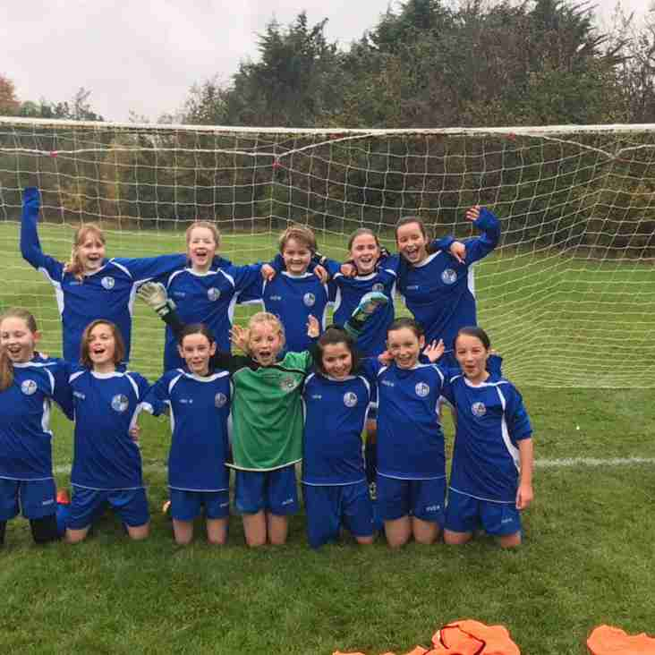Maidenhead U12 Girls vs Shinfield
