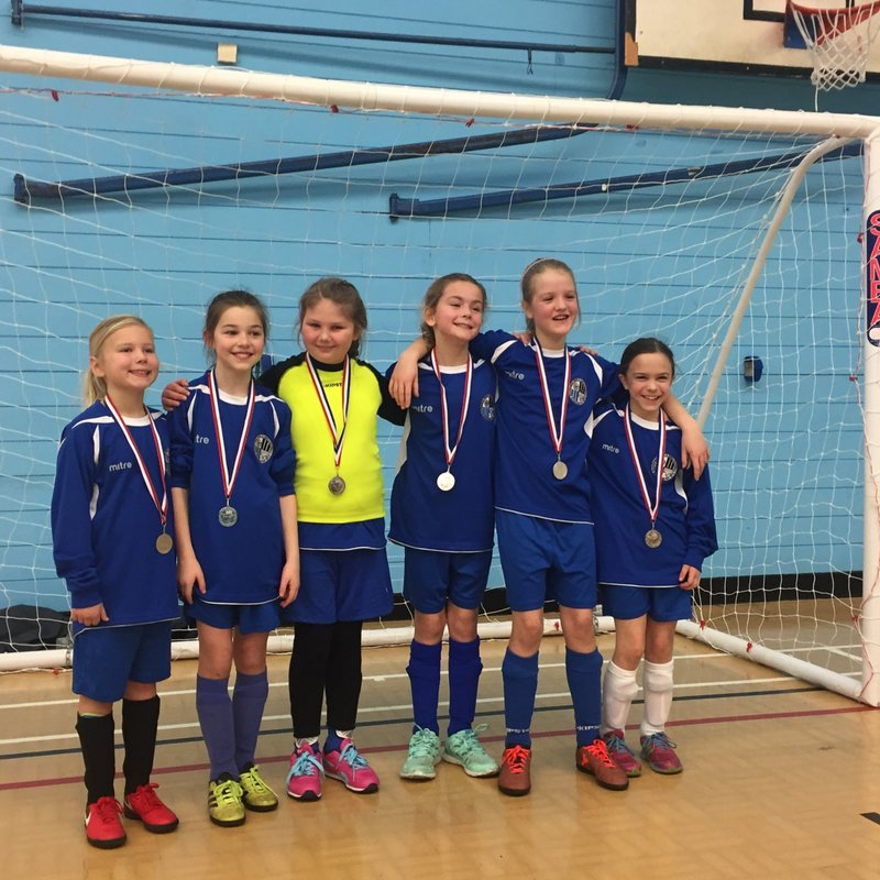 Girls U10 Futsal Tournament