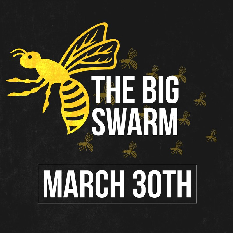 The Swarm is coming!