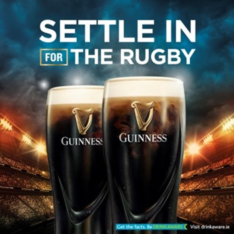 Watch all 6 Nations matches at Twyford Avenue!